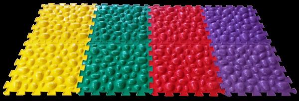 Ortho Puzzle Meeressteine
