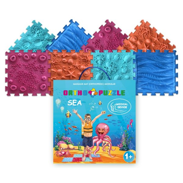 Ortho Puzzle - Meer