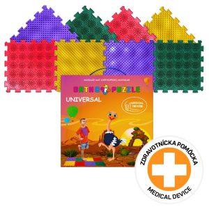 Ortho Puzzle - Igel