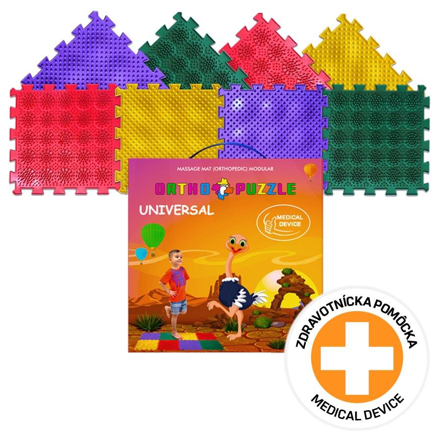 Ortho Puzzle - Ježkovia